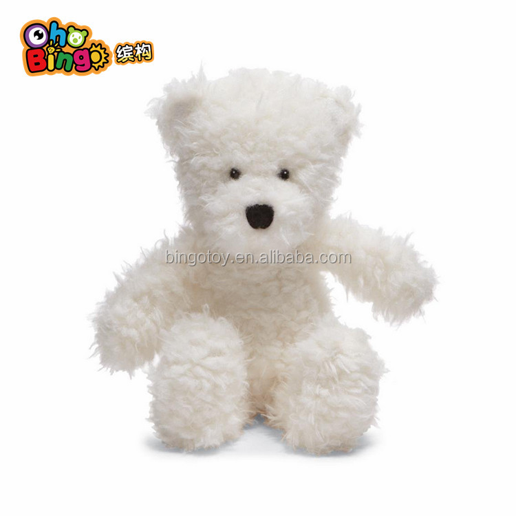 lovely durable teddy puppy organic products dry dog plush toys