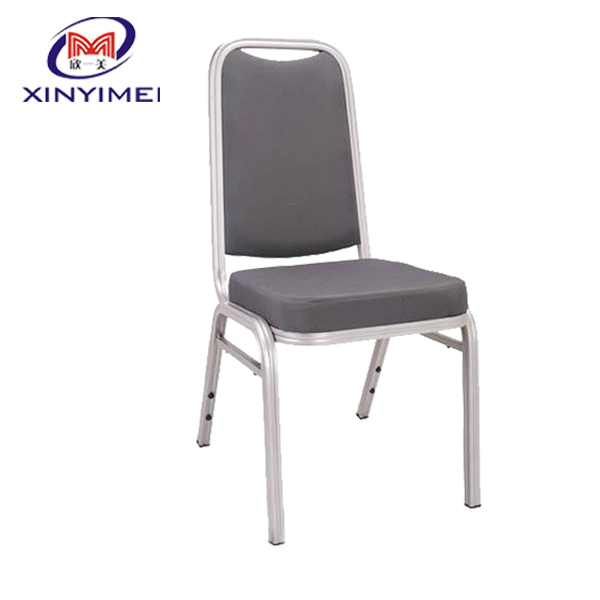 new design popular banquet aluminum chair for sale