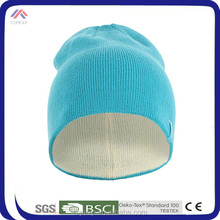 Wool Knitted Filmy Beanie Hat For Adults