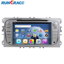 ford focus android 4.2.2 car dvd entertainment system 3g wifi