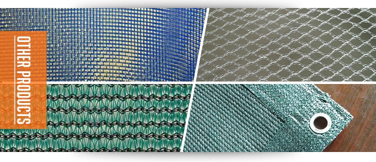 China manufacturer Lightweight crop protection anti-bird net
