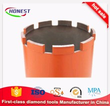 Diamond Core Drill Bit high efficiency Type and Masonry Drilling Use core drill