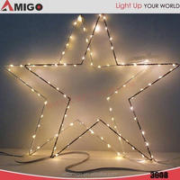 Outer Garden 1M 10Lights indoor 3m 30lights led wheel c7 string lights 70-count with supply power with Battery