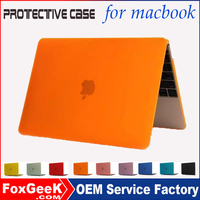 2015 In stock new product plastic crystal hard case cover for macbook air 12 ,for macbook case,for macbook air case