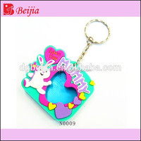 Custom aircraft keychain china wholesale silicone photo frame keychain key chain new keychain
