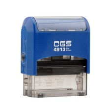 self inking stamp 4913 Pro