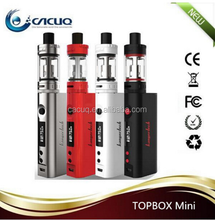 Alibaba wholesale 100% Original Kangertech Kanger TOPBOX mini 75w VS topbox Nano Starter Kit with 18650 Battery