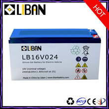 16V 24Ah Electric Scooter Lead Acid Battery