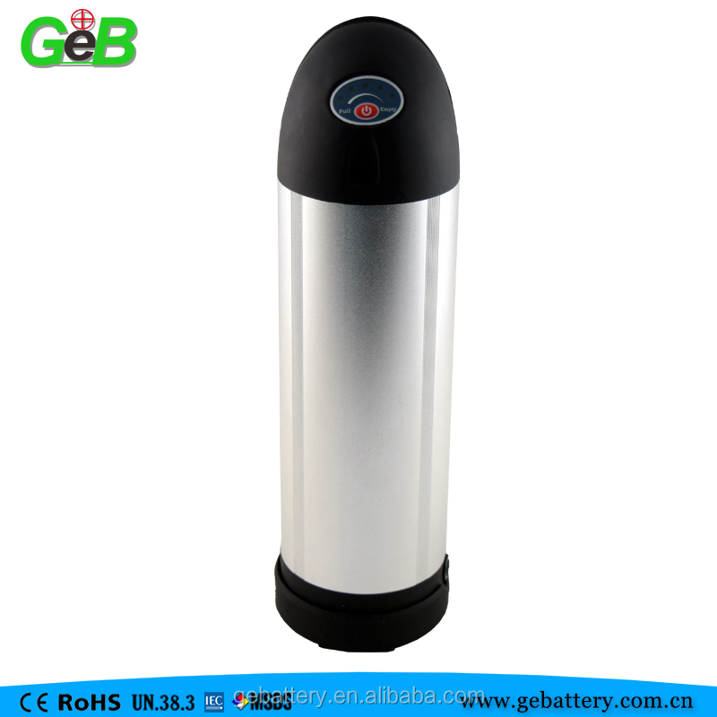Lithium electric vehicle 24V 9Ah dolphin style battery