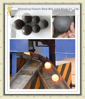 New Production Line New Technical Forged Steel Ball for Ball Mill