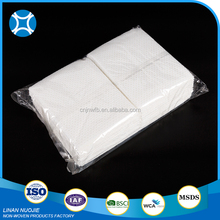 Logo Printed Household Spunlace Non Woven Dry Kitchen Paper Towel