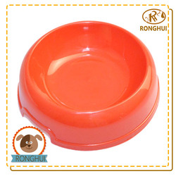 slow feed travel plate feeder cat dog food bowl