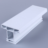 Huazhijie upvc door and window frames profile 20 year guarantee