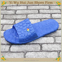 Chinese Mesh Slippers Fabric Flip Flop Slipper