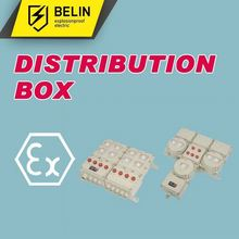 explosion proof low voltage electrical panels/distribution box