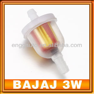 fuel filter indian bajaj tricycle