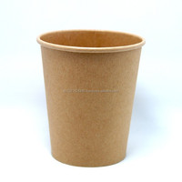 Disposable Kraft Paper Cup,Hot Coffee/Tea Cup