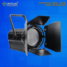 100W LED Soft Video Projector LED Studio Light High CRI LED Fresnel Spot Light