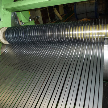 High Precision Slitting Machine 0.3-3*1600mm Stainless Steel Slitting Line