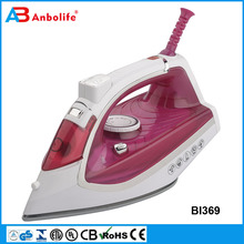 Anbo sunshine electric vertical dry clothes steam iron