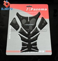 Cool Style K3 Carbon Motorcycle Fiber Gas Tank Pad Protector Universal CBR R1 R6 GSXR ZXR