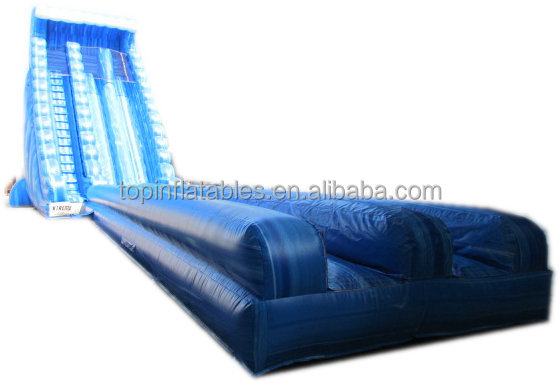 2017 Hot sale giant inflatable water slide for adult, commercial grade adult size
