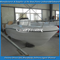 Gather Factory supply 18ft sport boat/ fishing boat/ sport fishing boat