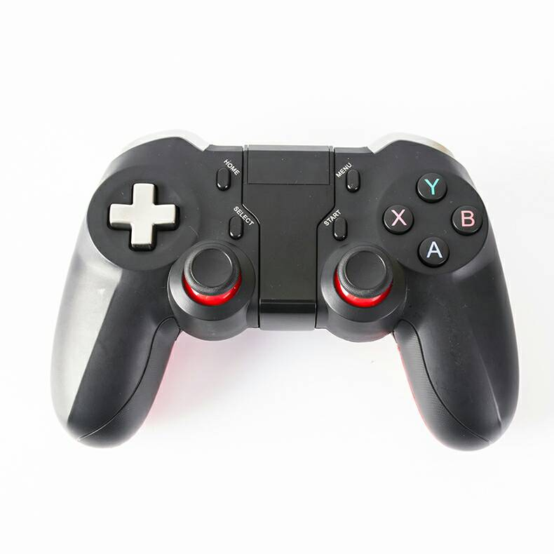 Portable Wireless Game Controller For PC Android/IOS Phone Dual Vibration Joystick Gamepads For Android TV Box/Tablet