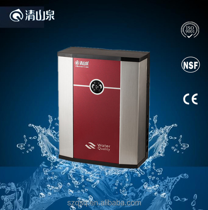china home use 5/6/7/8 stages ro dolphin salt water purifier system