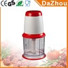 2017 Hot Style Portable Electric Chopper With AS Jar Tomato
