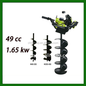 1E44-6 49cc garden gasoline earth auger Factory Direct