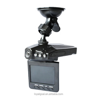 2.5 inch LCD 90 degree angle lens front digital mini size factory 1080P Full HD car camera