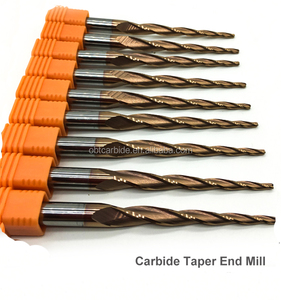 Cheaper price tungsten carbide end mill bits pure tungsten powder for Industrial CNC tooling