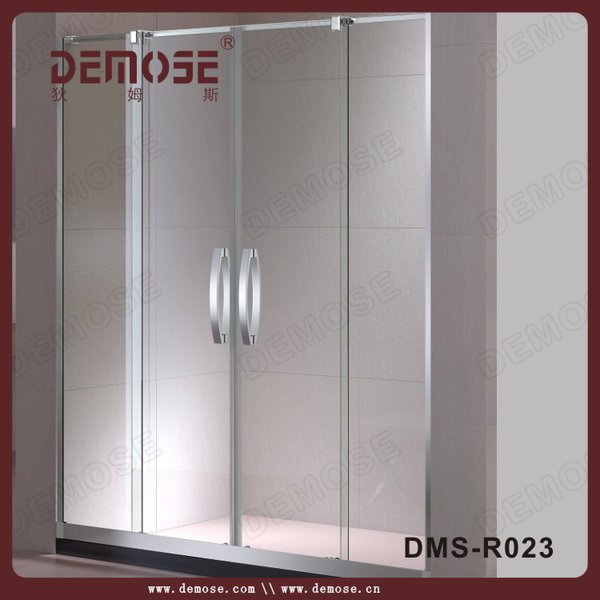 powder coated deluxe steam shower room | glass shower screens for bathtub
