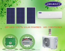 100% SOLAR POWERED AIR CONDITIONER /AIR CONDITIONING/12000BTU/48V DC INVERTER/CHEAP PRICES