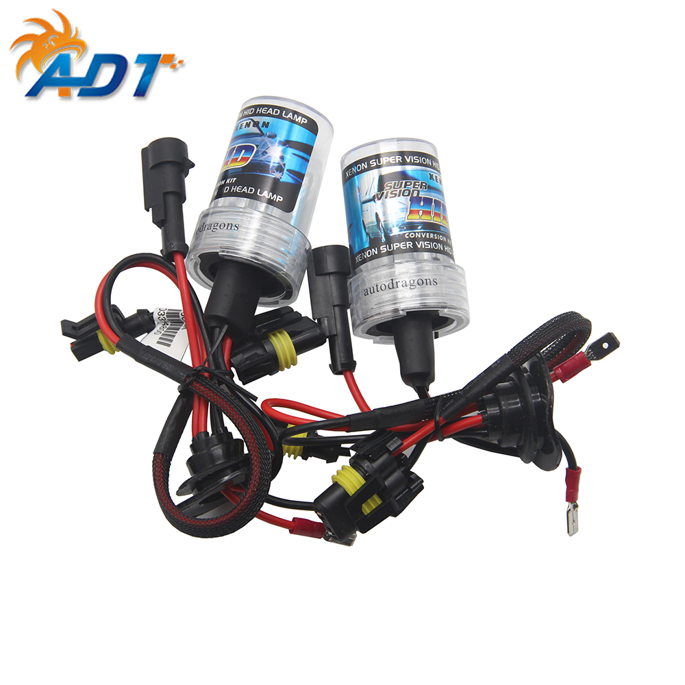 ADT 35w Xenon H7 6000k <strong>HID</strong> <strong>Kit</strong> Bulb