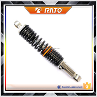 Lowcost double spring shock absorber shock absorber motorcycle for GS125