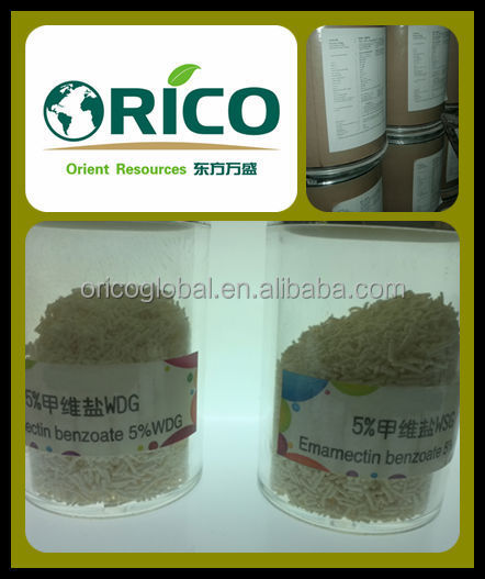 High Concentration Emamectin Benzoate 90%TC