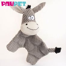 interactive non-stuffing toys active squeaker pet manufacturer price plush toy dog