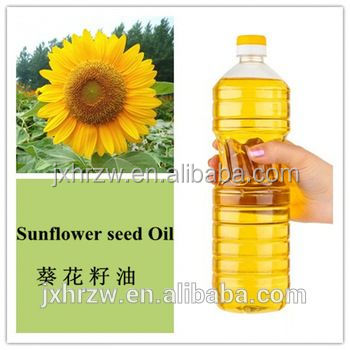 Plant Extract Therapeutic Grade sunflower cooking oil Oil