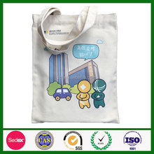 Promotional 100 % cotton canvas duffle tote bags