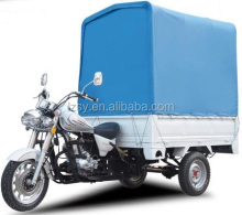 gasoline Popular 150cc Air-cooled Cargo/passenger tricycle/ 3 wheel truck