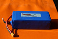 Helicopter Battery 22.2v 25c 6s 16000mAh Lipo Battery