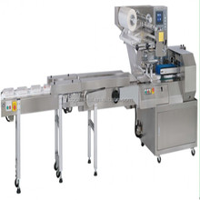 plastic wrapping POF film high speed automatic heat shrink biscuit packaging machine CCP-HP600F Taiwan with CE