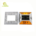 Hot sale CE approved high quality strengthen led solar road reflector