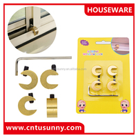 Safety Products Sliding Window Security Locks