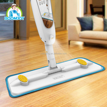 Boomjoy FP-08 Magic rotating 360 degree super easy cleaning spray mop
