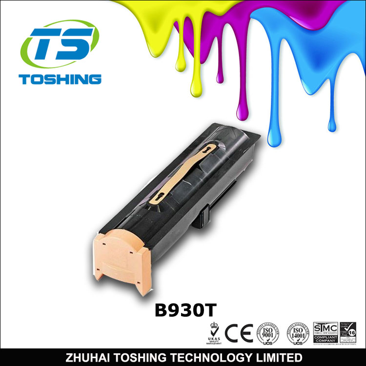 Replacement for Okidata B930 compatible printer toner cartridge