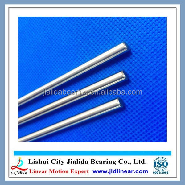 High precision shaft chrome plated 3d printer machinery used linear shaft /optical axis