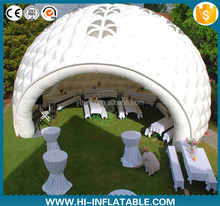 outdoor clear inflatable bubble tent for camping